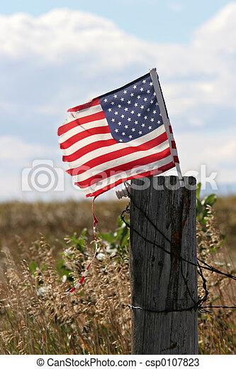 rural america - csp0107823
