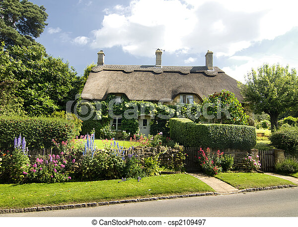 Rural Cotsworld,England - csp2109497