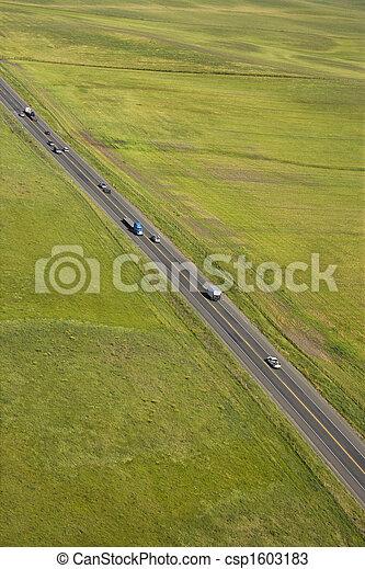 Rural highway. - csp1603183
