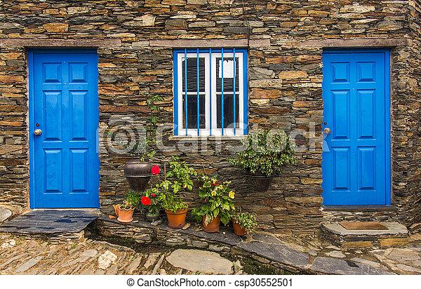 Rural House detail - csp30552501