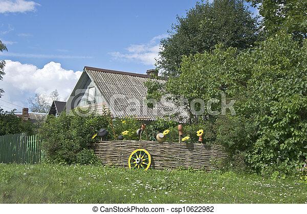 rural landscape - csp10622982