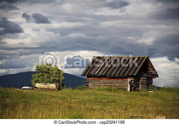 rural  landscape - csp20241198