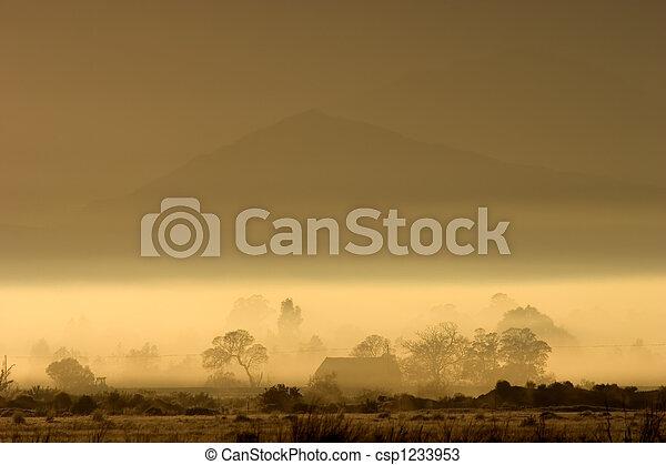 Rural landscape - csp1233953
