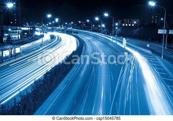 rush hour traffic - csp15045785
