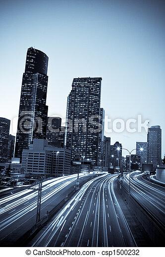 Rush hour traffic - csp1500232