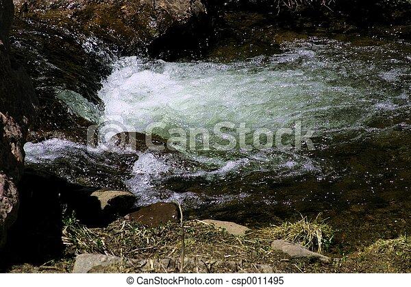 Rushing Water - csp0011495