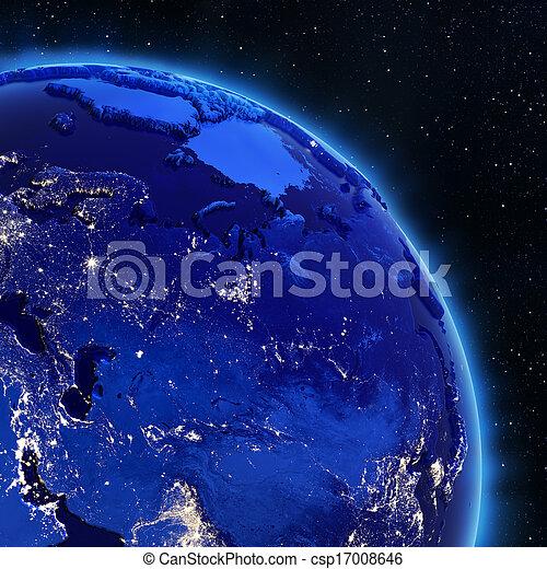 Russia - csp17008646