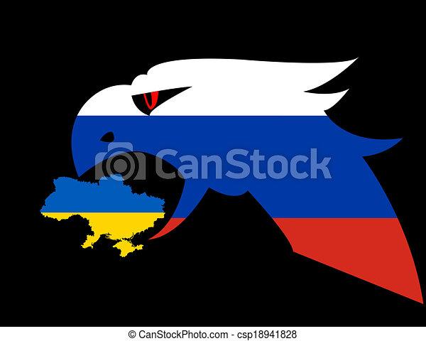 Russian aggression in Ukraine - csp18941828