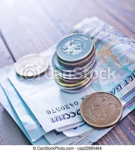 russian money - csp22880464