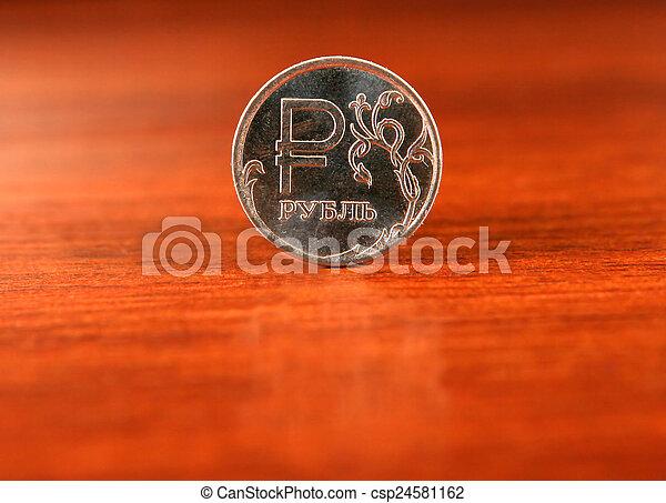 Russian Ruble - csp24581162