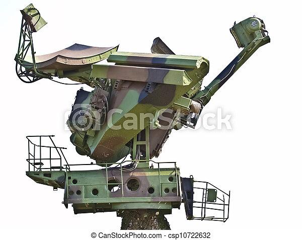 Russian soviet radar - csp10722632