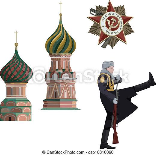russian symbols csp10810060