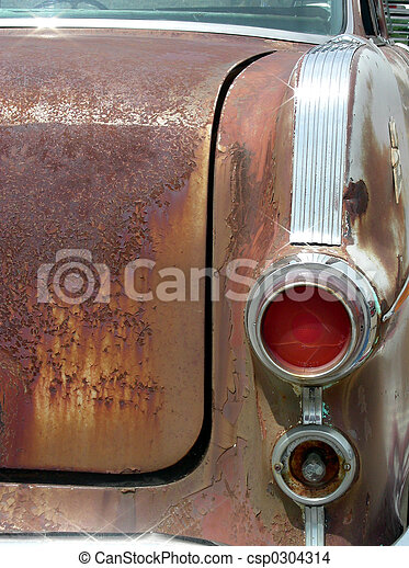 Rust and Light
