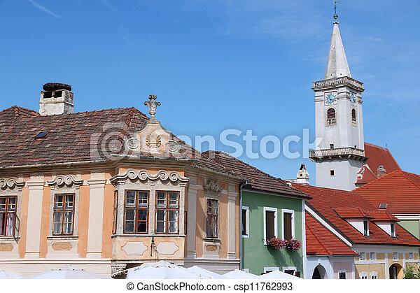 Rust, Austria - csp11762993