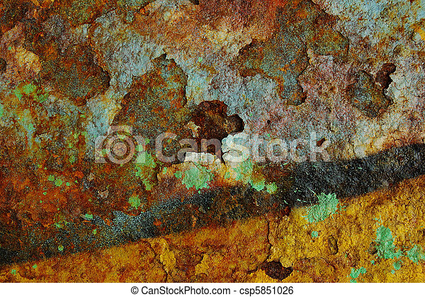 Rust Colors - csp5851026