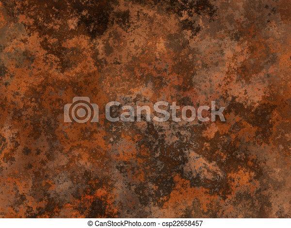 Rust metal - csp22658457