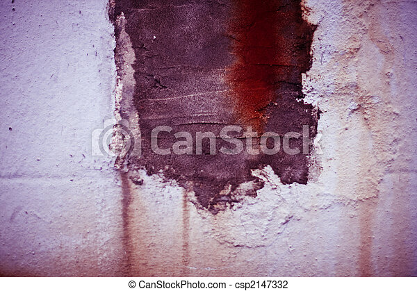 rust texture, rusted wall  - csp2147332