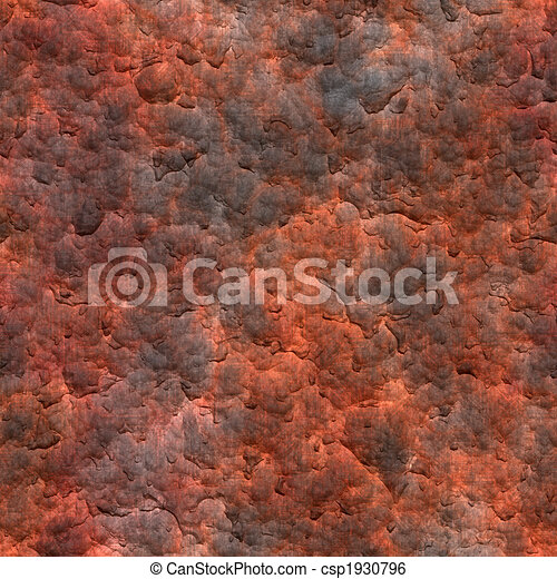 Rusted Metal Seamless Texture - csp1930796