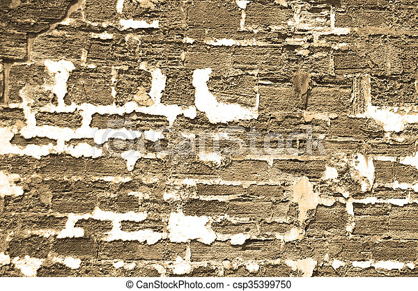 Rustic Brick Background Old With Texture