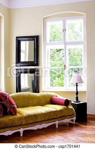 Rustic interior 2 - csp1701441