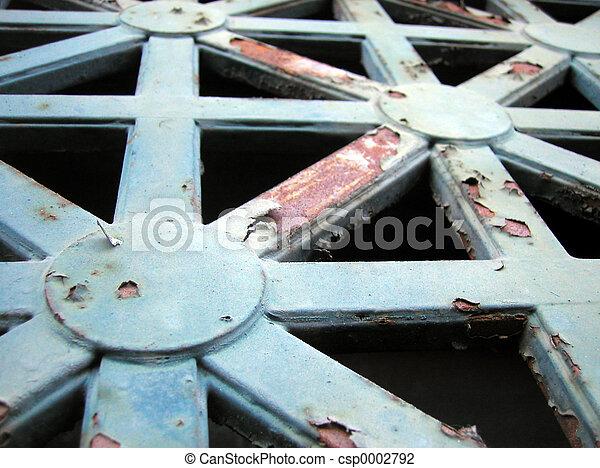 Rusting Details - csp0002792