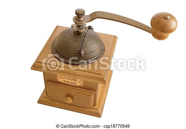 rustique vendange moulin caf bois bo te grand moulin caf tasse gourmet vendange. Black Bedroom Furniture Sets. Home Design Ideas