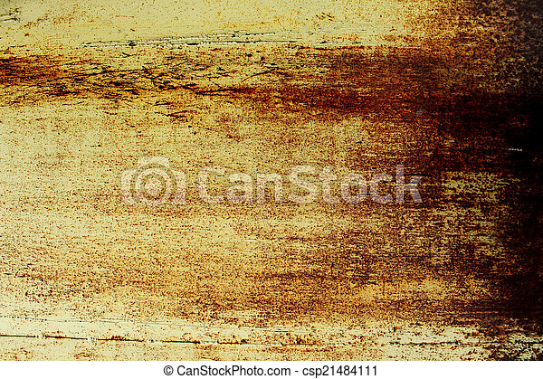 rusty abstract background - csp21484111
