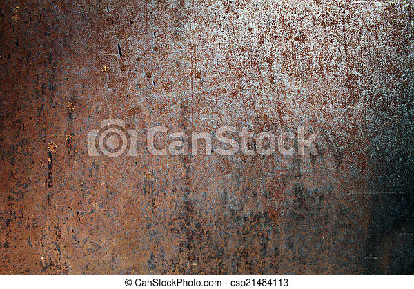 rusty abstract background - csp21484113