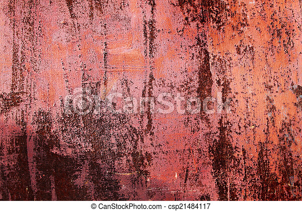 rusty abstract background - csp21484117
