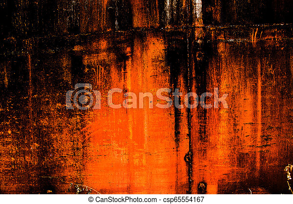 rusty abstract background - csp65554167