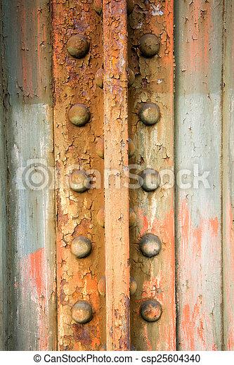 Rusty Corten Steel   Csp25604340