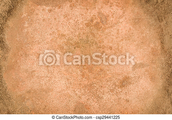 Rusty distressed surface texture - csp29441225