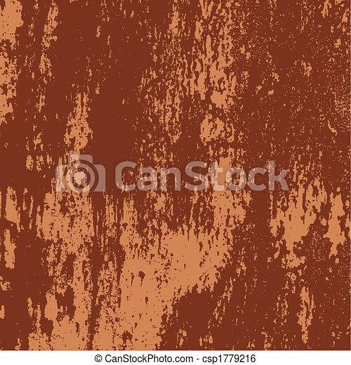 Rusty grunge metal texture - csp1779216