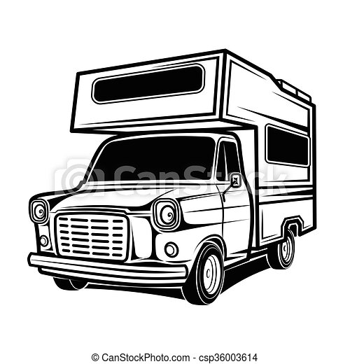 Rv Cars Recreational Vehicles Camper Vans Caravans Car Rv