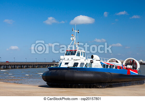Ryde Hovercraft Isle Of Wight - csp20157801