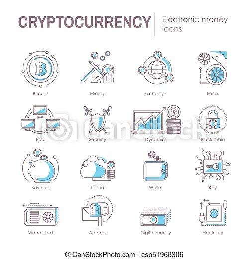 Web mining crypto
