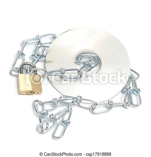 sécurité, données - csp17918888