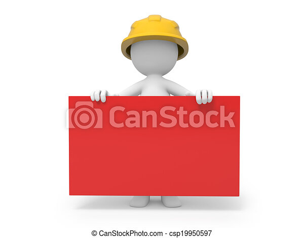 sécurité, ouvrier - csp19950597