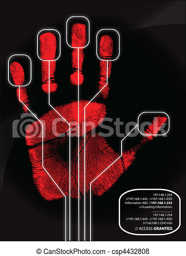 sécurité - csp4432808