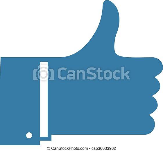 Como símbolo - csp36633982