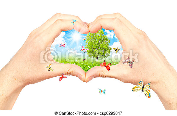 símbolo, environment. - csp6293047