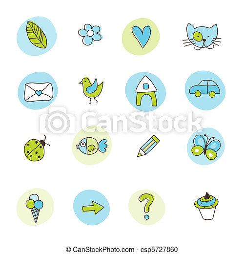 símbolos, jogo - csp5727860