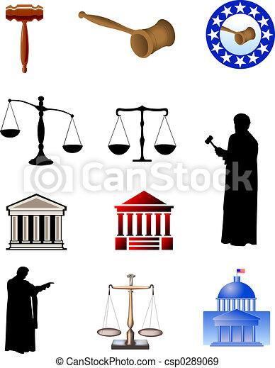 Simbolos legales - csp0289069