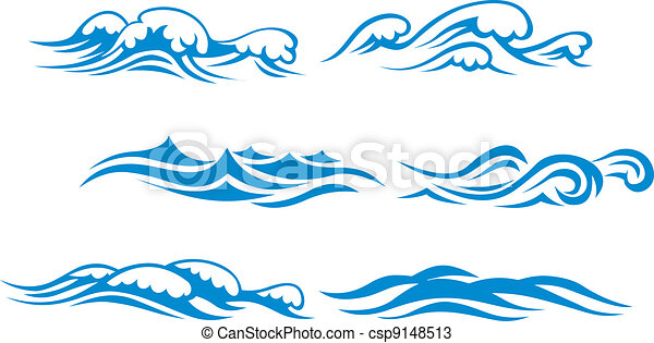 símbolos, onda - csp9148513