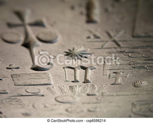 Simbolos religiosos - csp6586214