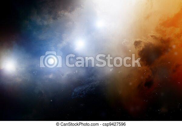 sötét ég - csp9427596