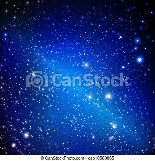sötét, csillaggal díszít - csp10560865