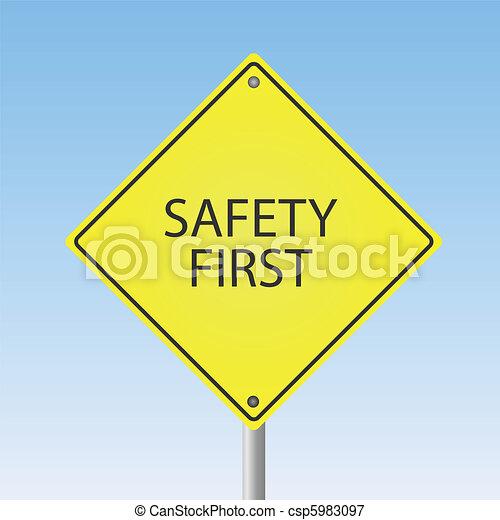 sûreté abord - csp5983097