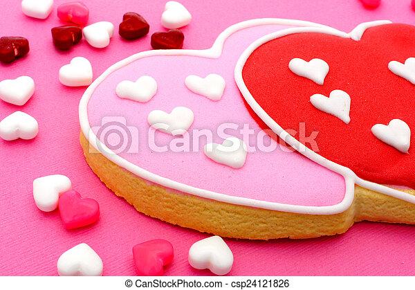 süti, valentines nap - csp24121826
