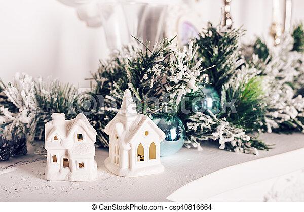 Słodki Dekoracje Home Boże Narodzenie